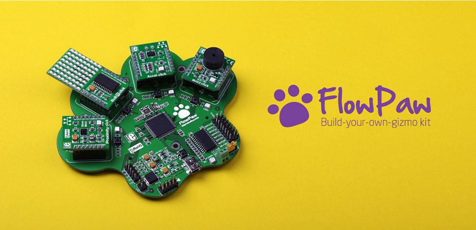 MikroE FlowStone STEM