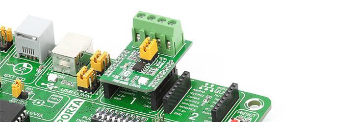 mikroBUS socket