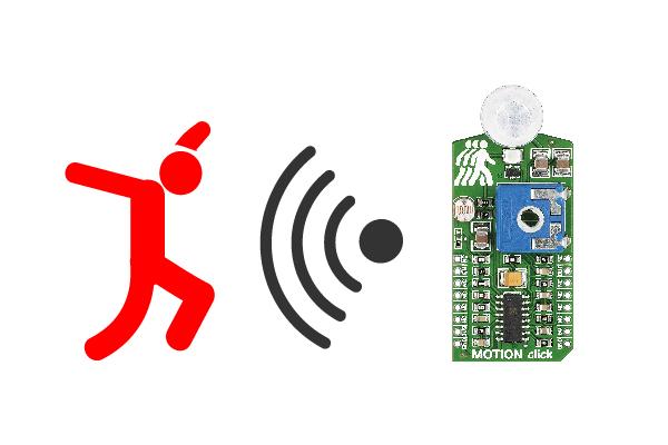 MikroE Sensors MOTION click
