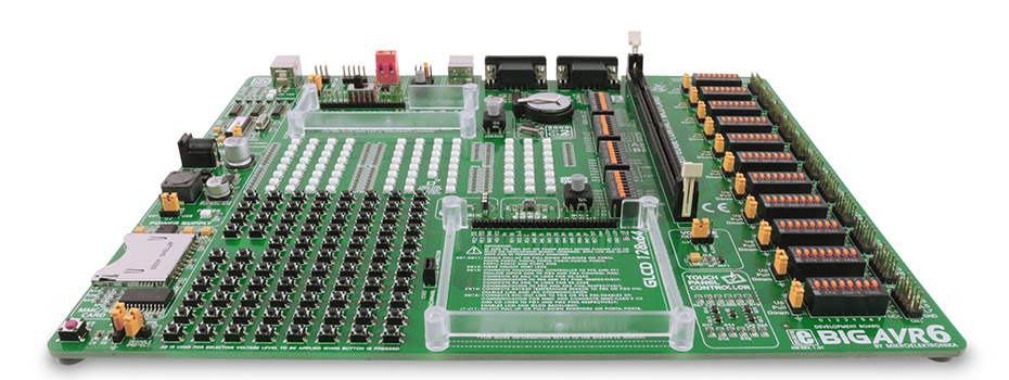 Development Boards BIGAVR6