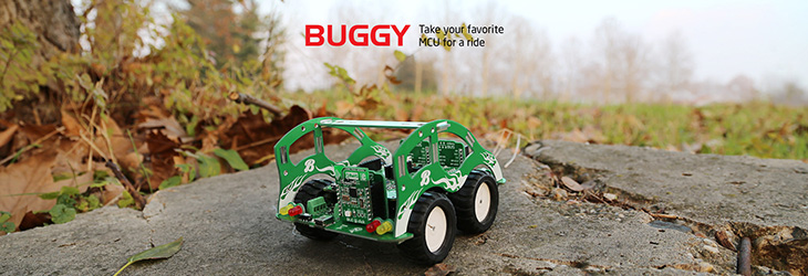 buggy what you get in the box