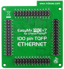 easymxpro v7 stm32 mcu card back