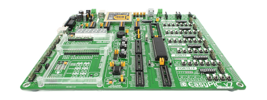easypic v7 dspic30 board