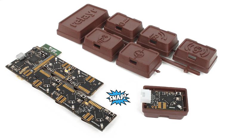 Mikroe WunderBar - IoT Starter Kit