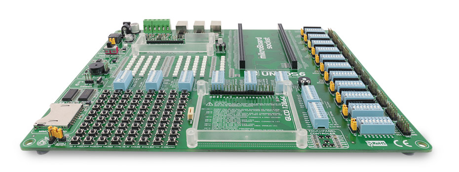 Universal Boards UNI-DS6 development system