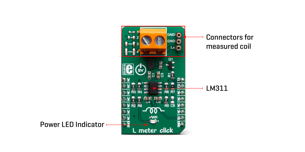 Mixed SignalL Meter click